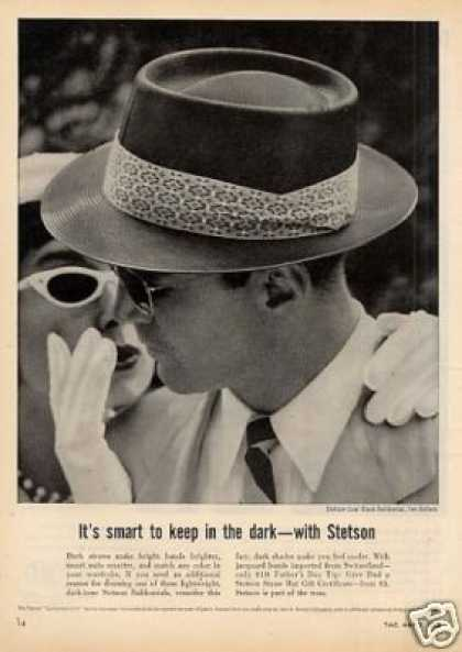 1950s Mens Hats Styles Guide
