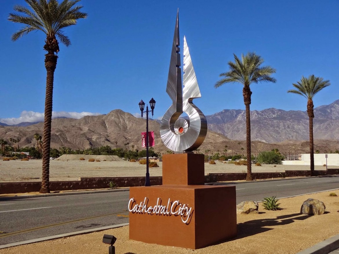 Cathedral City California Highlights