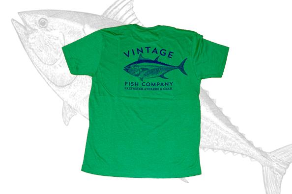Fishing Shirt, Bluefin Tuna