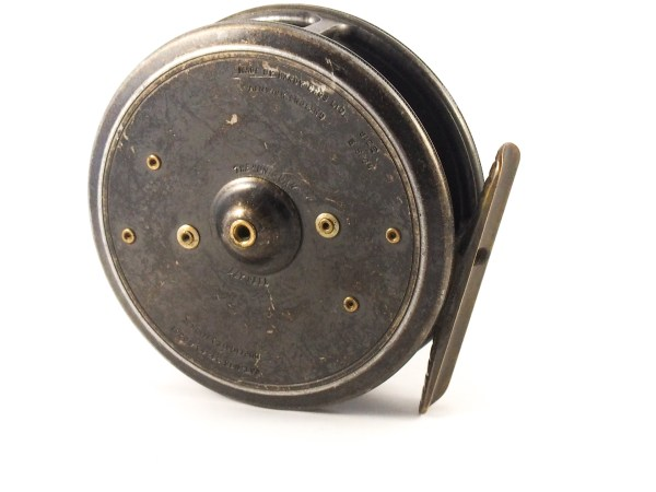Hardy 3 5 8 Uniqua Trout Fly Reel Vintage Fishing Tackle