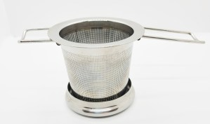 tea infuser basket with base product image