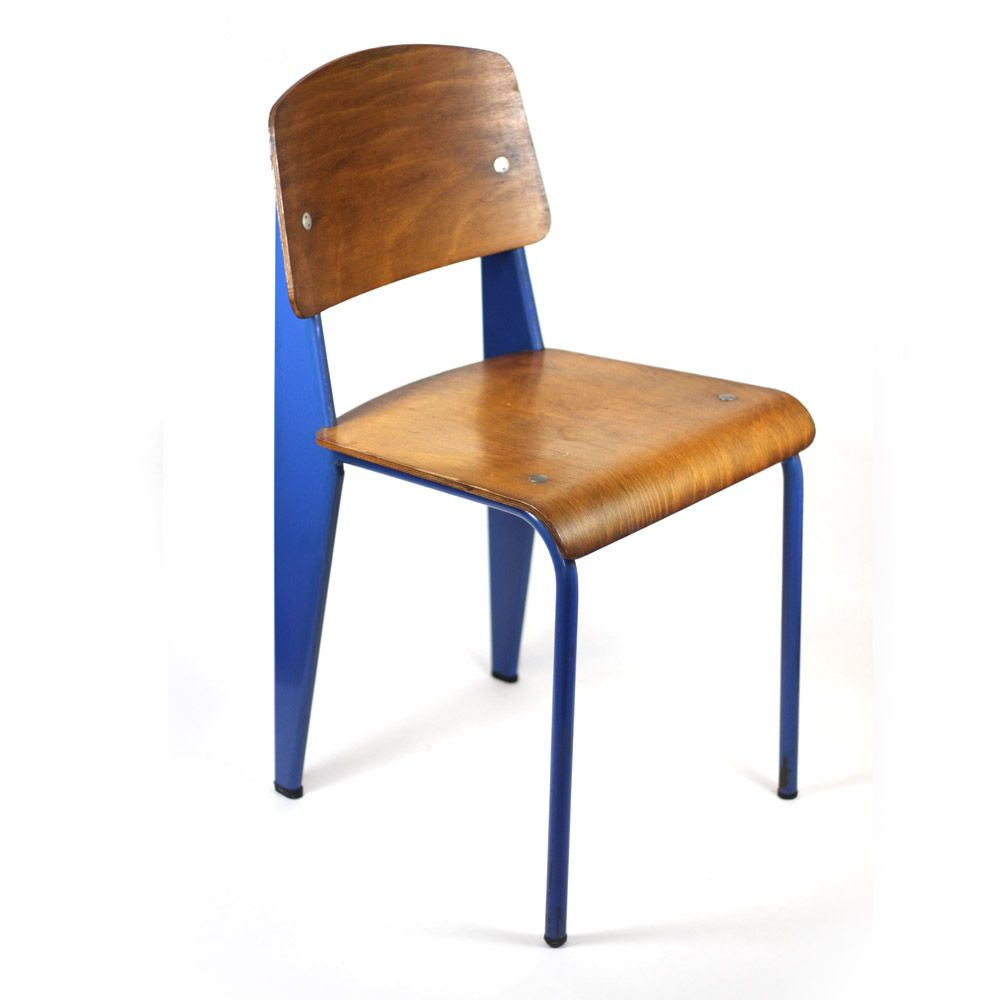 Jean Prouv standard chair  Vintage Forma
