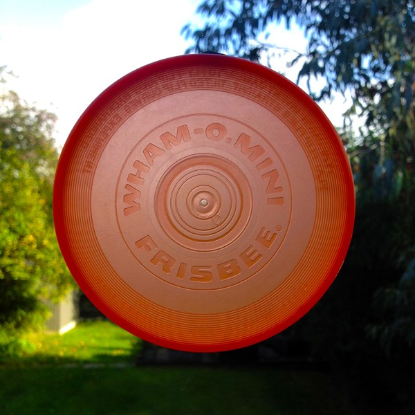 Disc Golf Vintage Frisbees