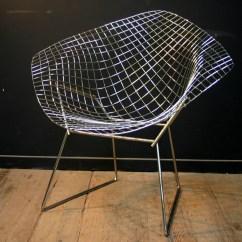 Diamond Chair Replica Hampton Lift Q How Do You Turn A Harry Bertoia Into