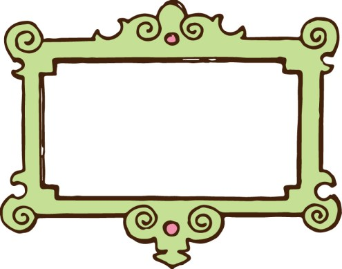 vgosn_vintage_frame_border_clipart_colored_3
