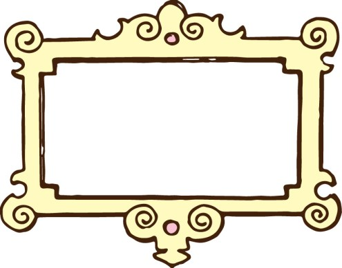 vgosn_vintage_frame_border_clipart_colored_4