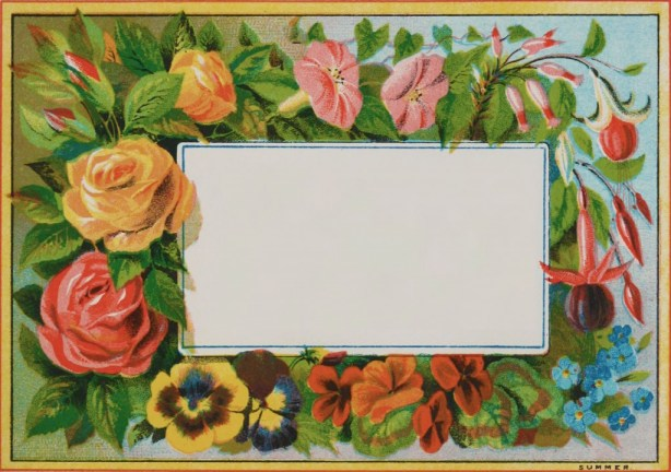 vgosn_vintage_floral_journal_card_clip_art