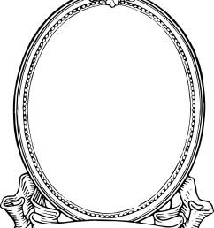 download free clip art photo frame black white version [ 1166 x 1455 Pixel ]