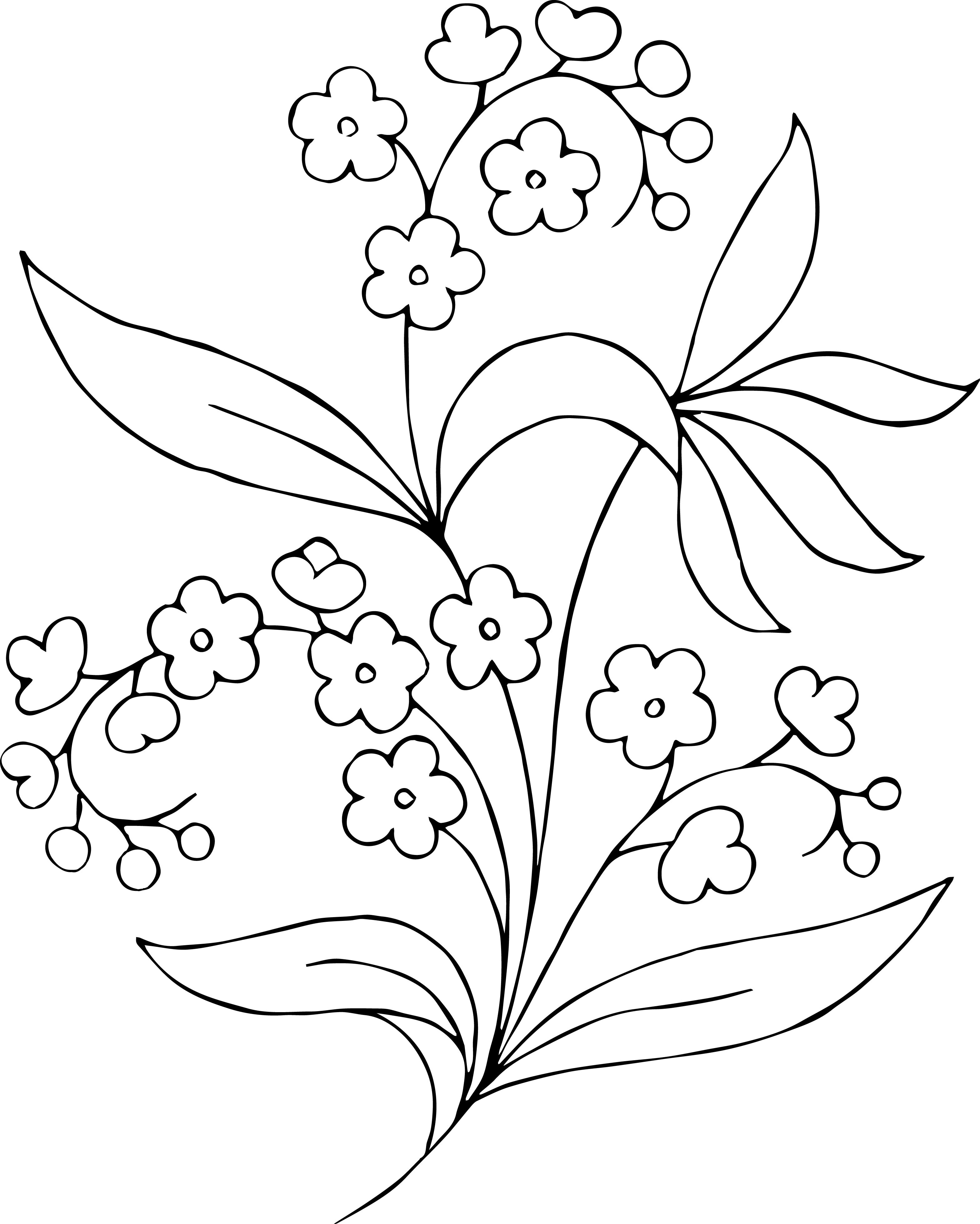 Free Stock Vector Vintage Pink Flower Amp Clip Art Images