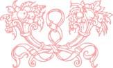 vgosn_vintage_frame_clip_art_decorative_ornament_image_1_pink