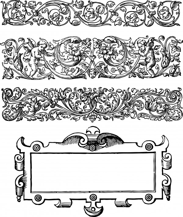vgosn_vintage_borders_and_frames_clip_art