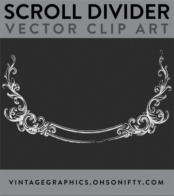 scroll, divider, vintage, royalty free images, free stock images, stock images, free vector art, free clipart images, vector graphics, free vector graphics, vector image, stock image