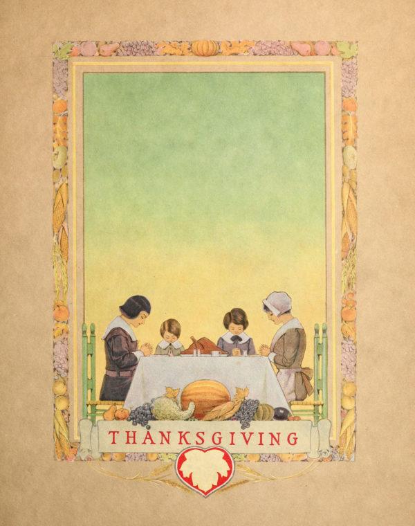 vgosn_thanksgiving_vintage_stock_image_clip_art