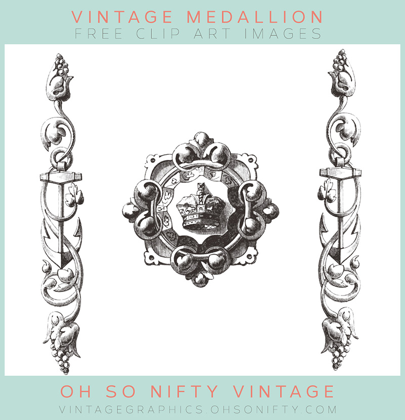 vintage medallion, vintage nautical, vintage anchor, clip art, vintage image, free royalty free pictures for commercial use, royalty free stock, royalty free images for commercial use, royalty free pictures