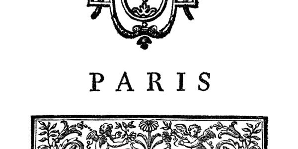 Royalty Free Images - Vintage Parisian Clip Art