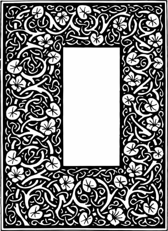 Stock Images - Ornate Vintage Frame