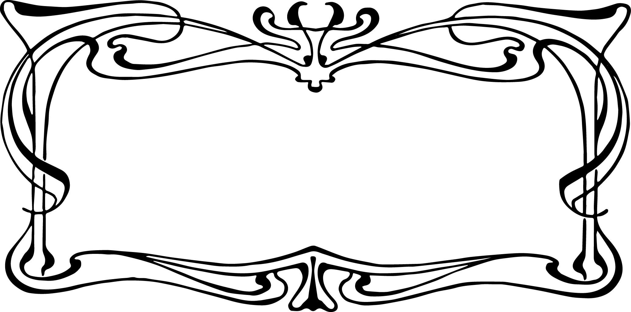 fancy border design