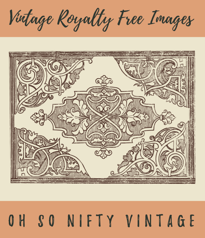 Vintage Royalty Free Images | Decorative Ornament