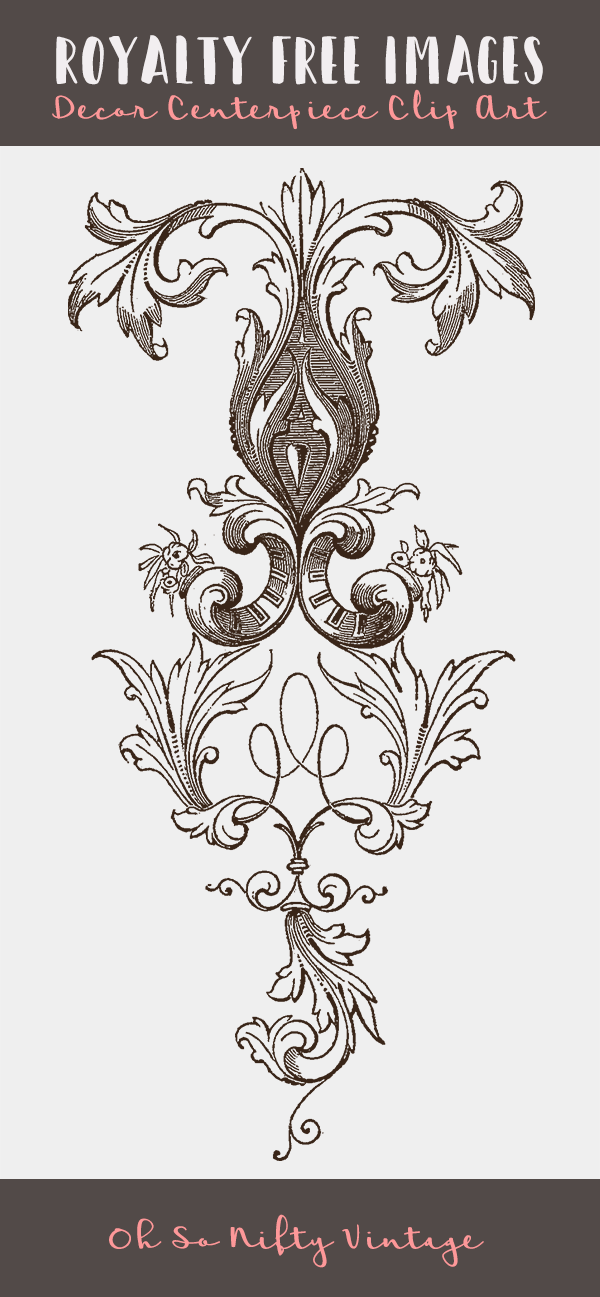 Royalty Free Images - Flourish Ornament