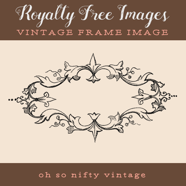 Royalty Free Images | Vintage Frame