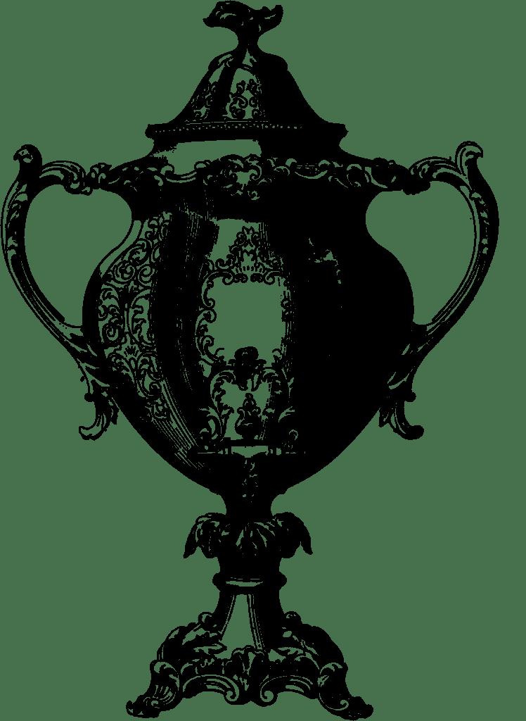 Royalty Free Clip Art Images | Vintage Tea Urn