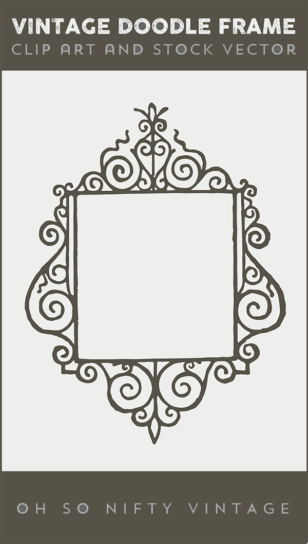Free Vector - Whimsical Doodle Border