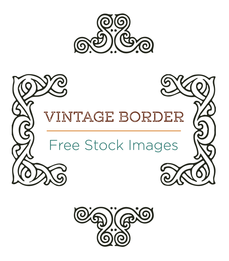 Free Stock Images | Decorative Borders