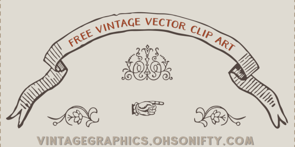 Free Stock Images | Vintage Designs