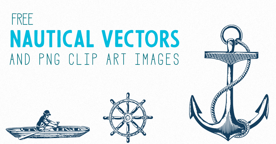 Nautical Anchor & Sport Vectors