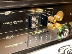 Pioneer Speaker Plug Adapters with Banana Jacks (Pair)