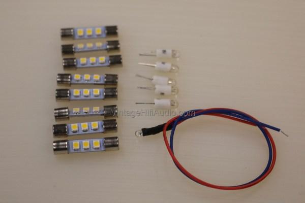 Marantz 105B-Lighting Kit
