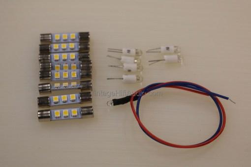 Marantz 125 Lighting Kit