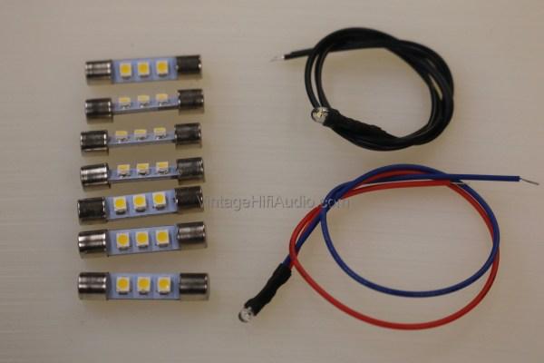 Marantz 2225 lamp kit