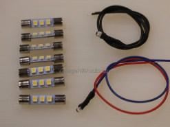 Marantz 2230B lighting kit