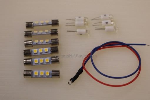 Marantz 2235 lamp kit
