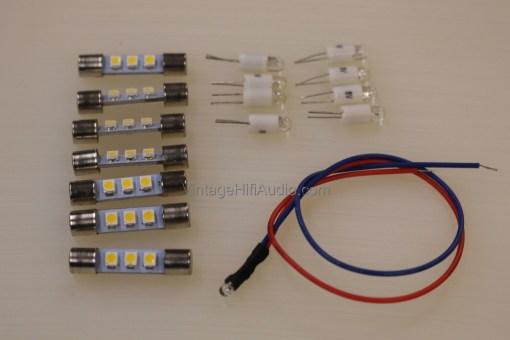 Marantz 2250 lamp kit