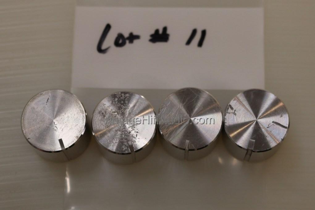 Marantz knobs. Lot 11