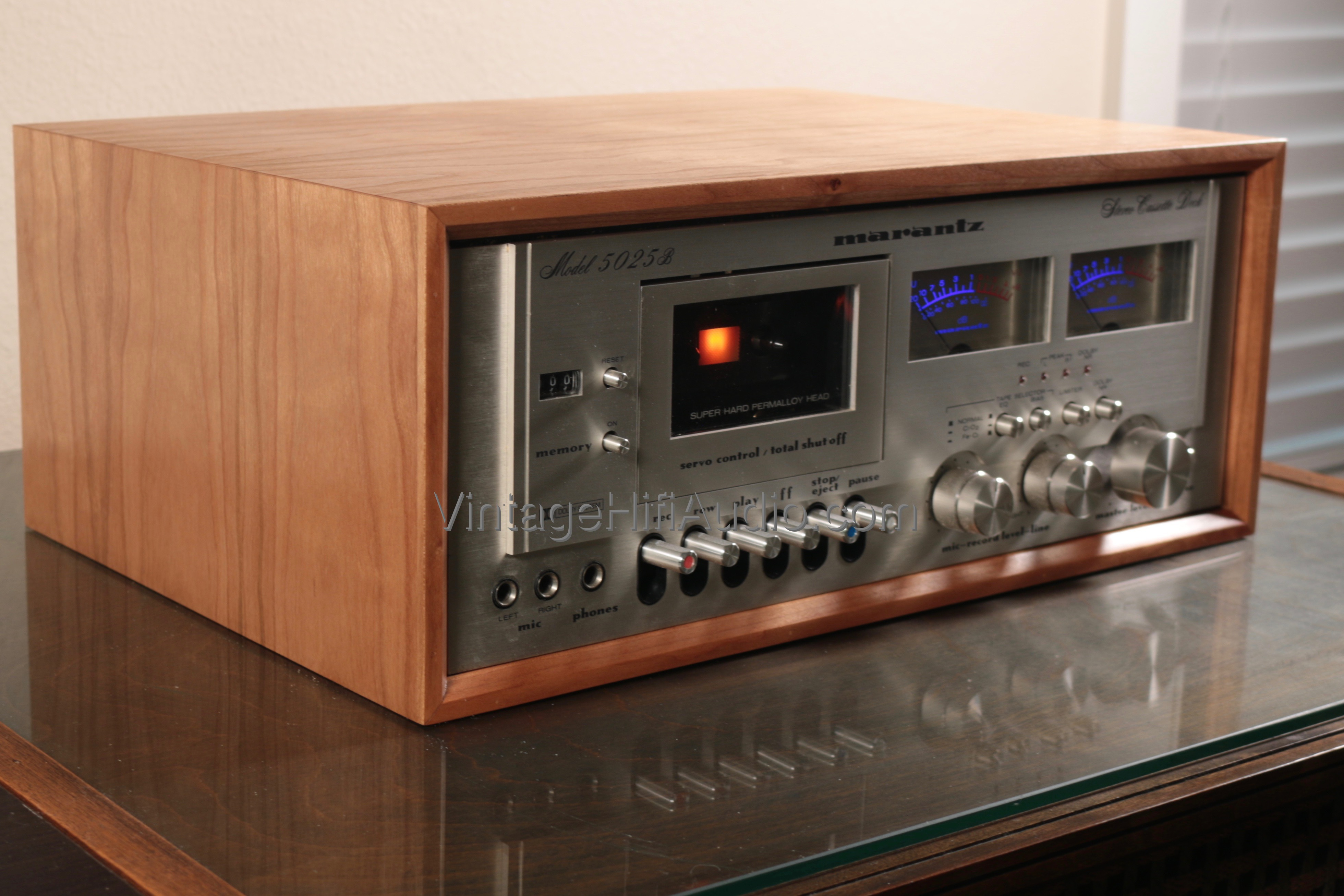 Marantz WC-121 Wood Case