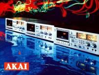 AKAI GXC-709D, GXC-725D, GXC-750D