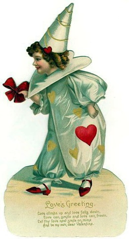 Free Vintage Valentine Clip Art Vintage Holiday Crafts