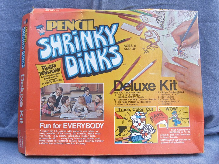 70s Toys And Games : Memories of the s shrinky dinks w popaganda