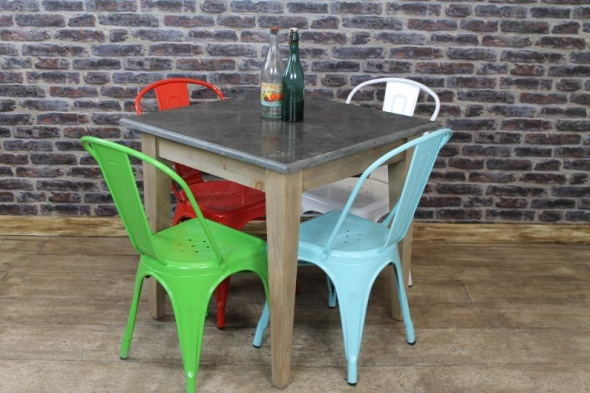 1950s formica kitchen table and chairs pantry storage cabinet square stone top cafe restaurant tables - vintage ...