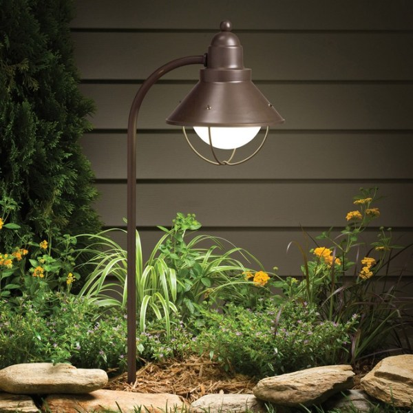 retro ideas outdoor lighting