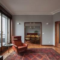 3 Dazzling Apartments with Retro Interiors in 1940s Porto ...