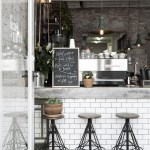 Industrial Style Coffee Bars Restaurants