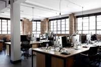 Industrial Style Office Inspired by a Toolbox