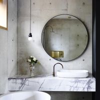 8 Industrial Lighting Ideas For Your Bathroom