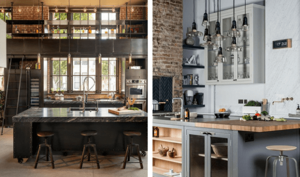 Get Inspired to Turn Your Industrial Home Design Around