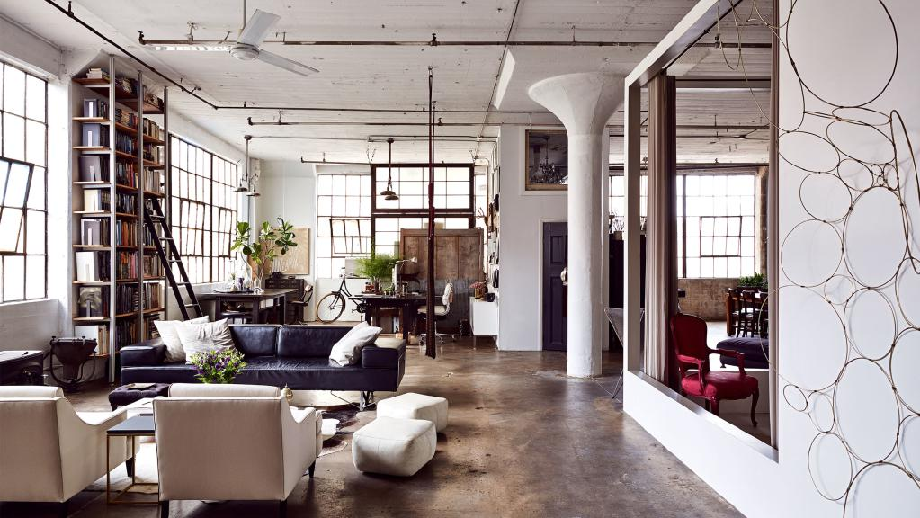 5 Dream New York Lofts To Get Inspired By