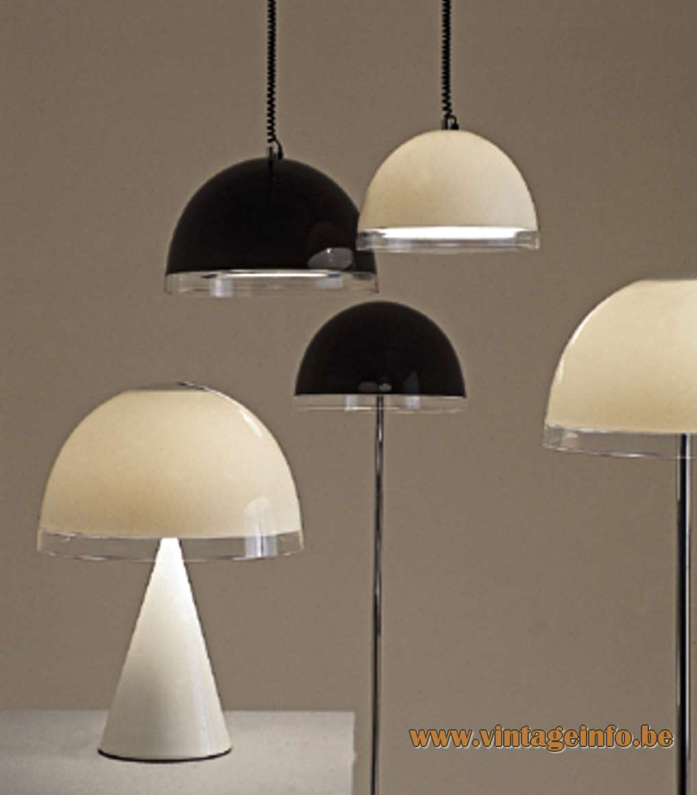 iGuzzini Baobab Table Lamp Vintage Info  All About